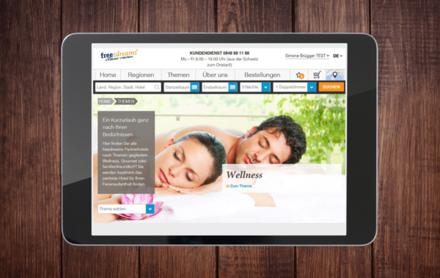 Themenspezifische Hotelauswahl für Ihr Produkt